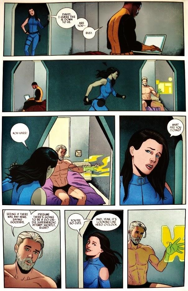Young Avengers # 11 - Kieron Gillen Jamie McKelvie