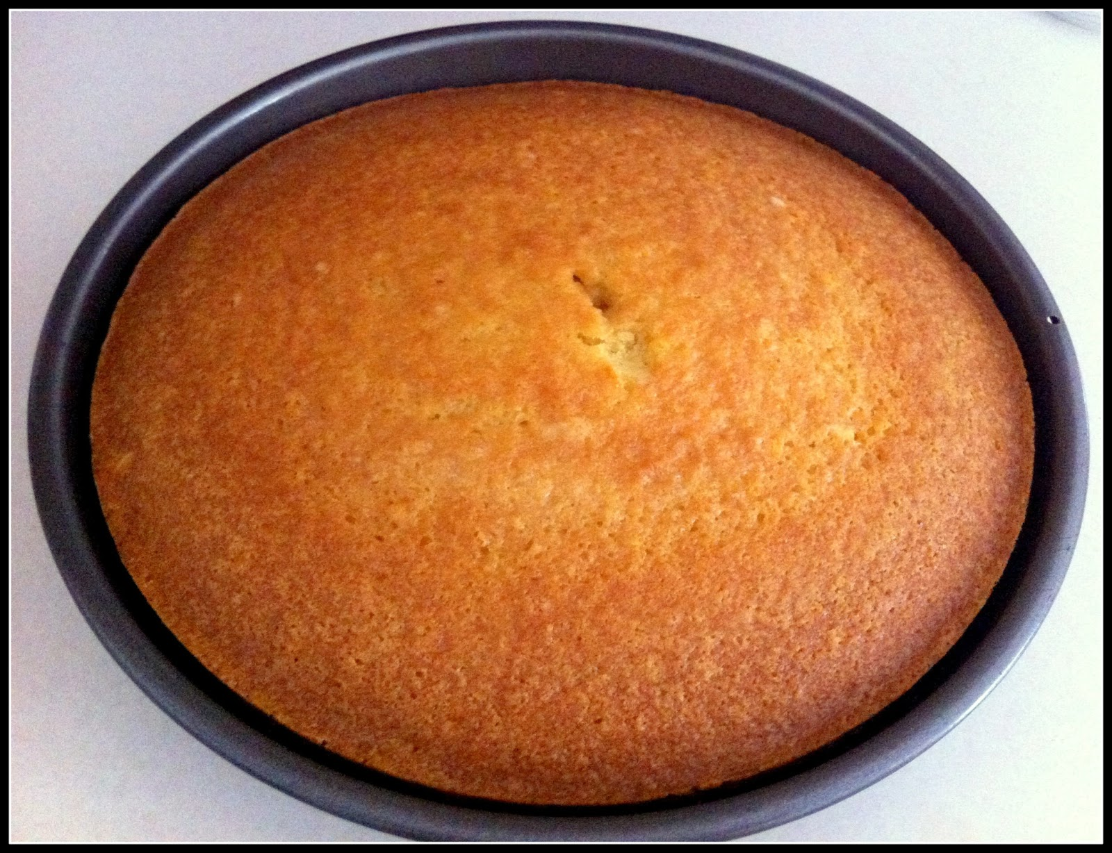 A Tribute To Cooking Eggless Lemon Cake