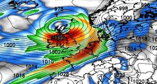 Sturm und Orkan Deutschland Dezember 2011: Nächste Woche voraussichtlich wieder am Freitag, 16. Dezember, Deutschland, Orkan Sturm Hurrikan Deutschland, Europa, Wettervorhersage Wetter, aktuell, Dezember, 2011, Sturmwarnung,