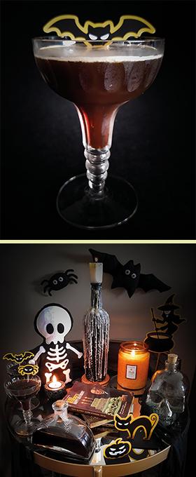 A minha decoração para o Halloween 2020 + drink especial de café