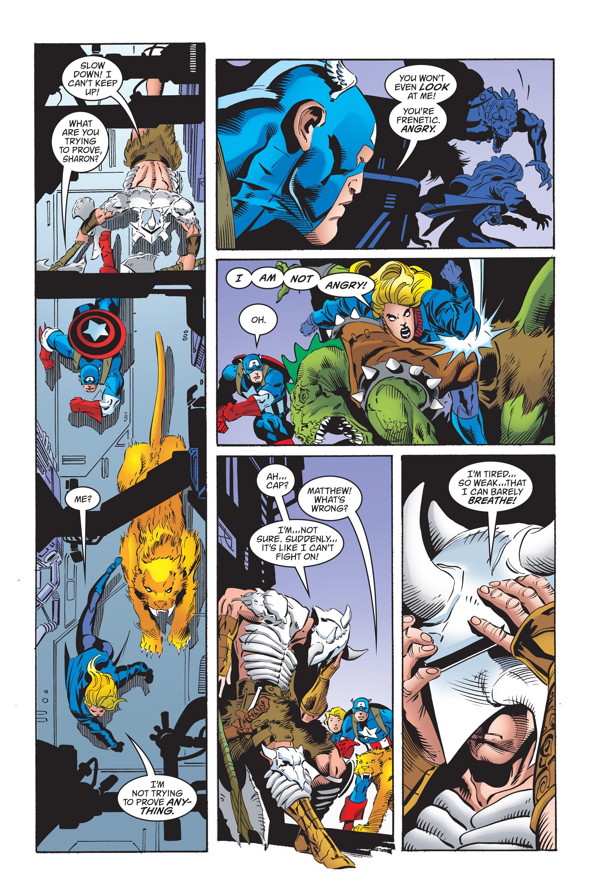 Captain America (1998) Issue #31 #37 - English 8