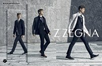 Z Zegna FW2015/16 Ad Campaign