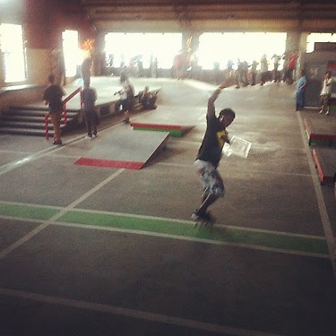 lil wayne inauguracion skatepark en nueva orleans