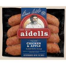 Smart Allergy Friendly Education: Aidells Chicken and ...