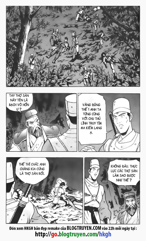 Hiệp Khách Giang Hồ chap 102 page 16 - IZTruyenTranh.com