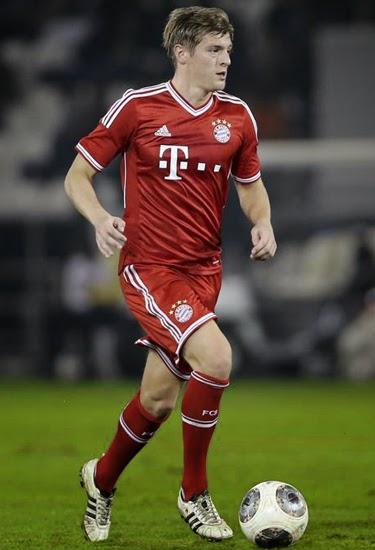 Toni Kroos Manchester United Transfer Bayer Munich 2014