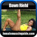 Dawn Riehl Female Bodybuilder Thumbnail Image 1