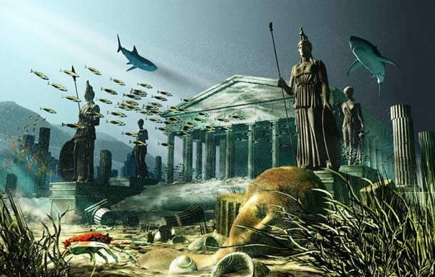 Sırrı çözülemeyen Atlantis efsanesi
