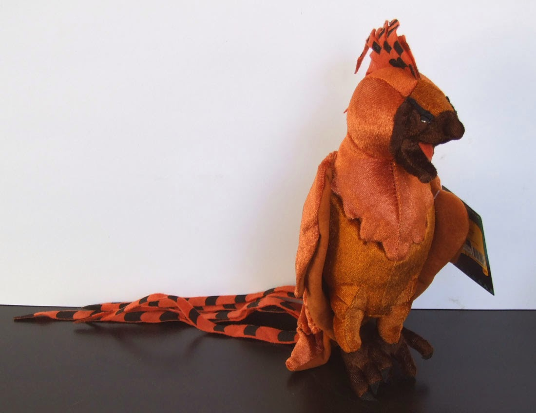 Peluche Fawkes