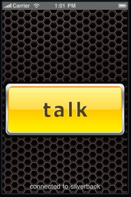 Walkie Talkie Wifi - iOS iPhone / iPod Touch