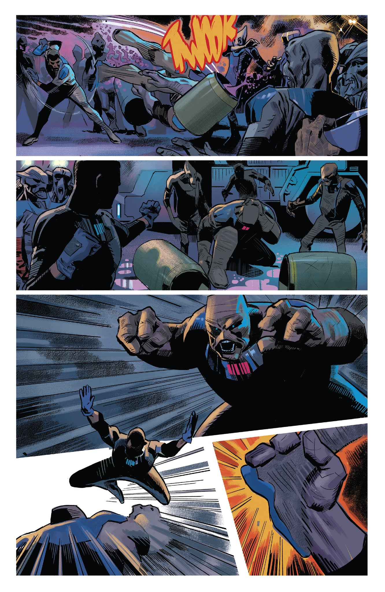 Black Panther (2018) #1 #18 - English 21