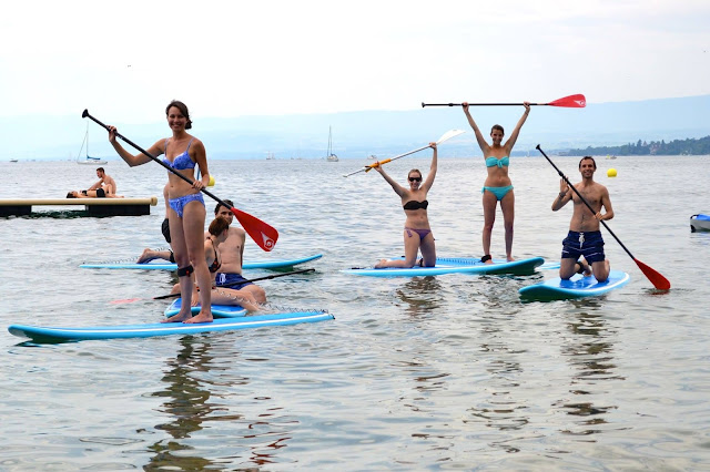 stand up paddle Suiza