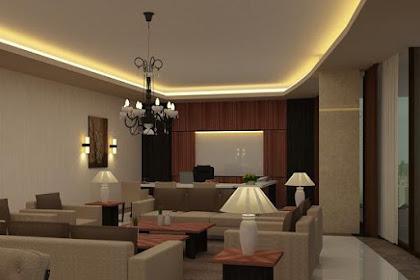 Jasa Desain Interior Ruang Presiden Direktur Minimalis Modern