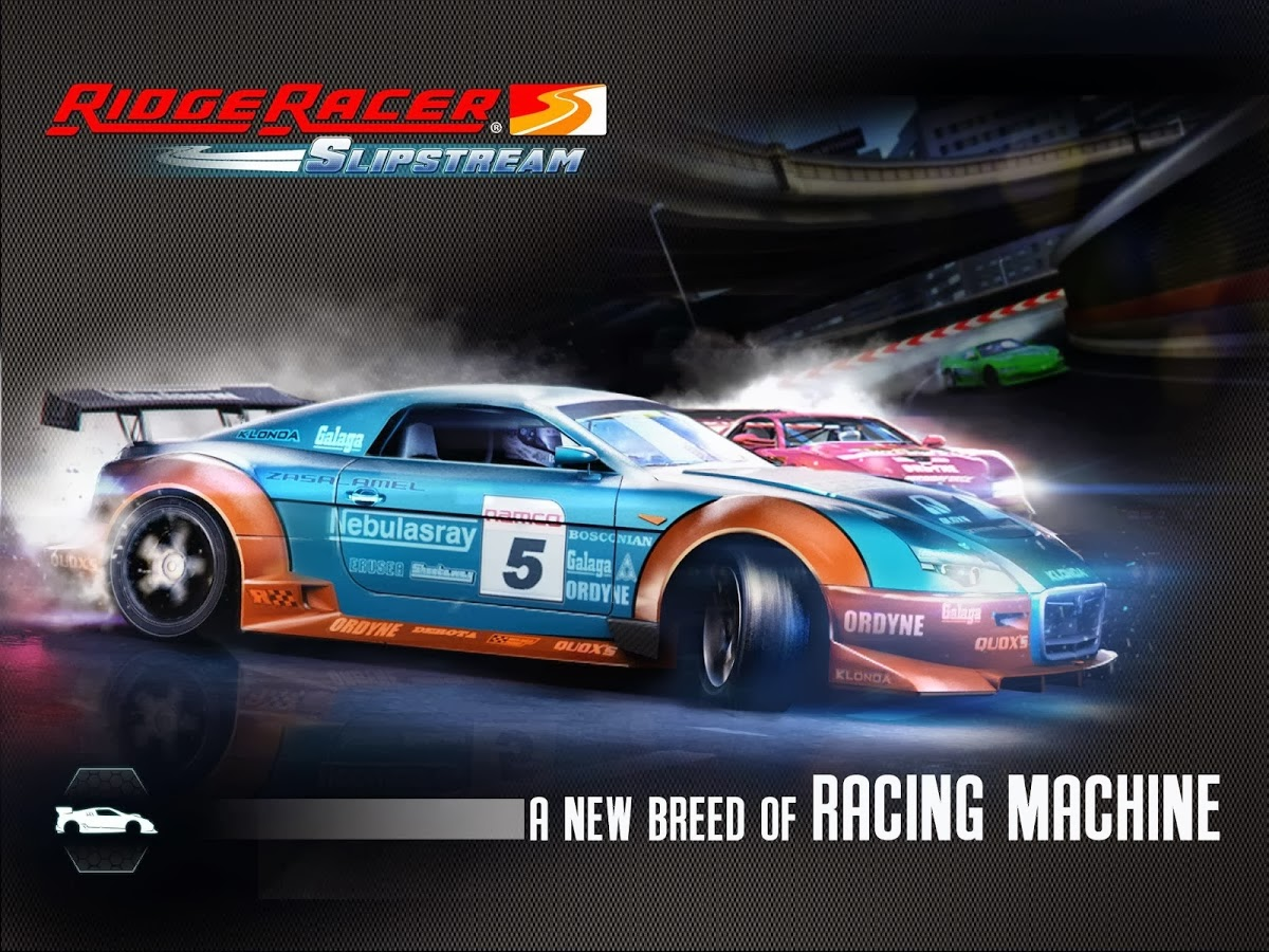 Ridge Racer Slipstream MOD APK + DATA