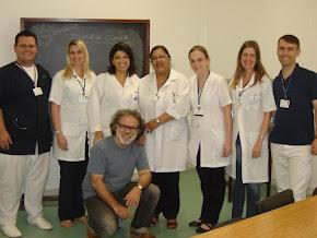 Curso de extensão e clínicas oferecidas no Hospital Psiquiátrico em Porto Alegre