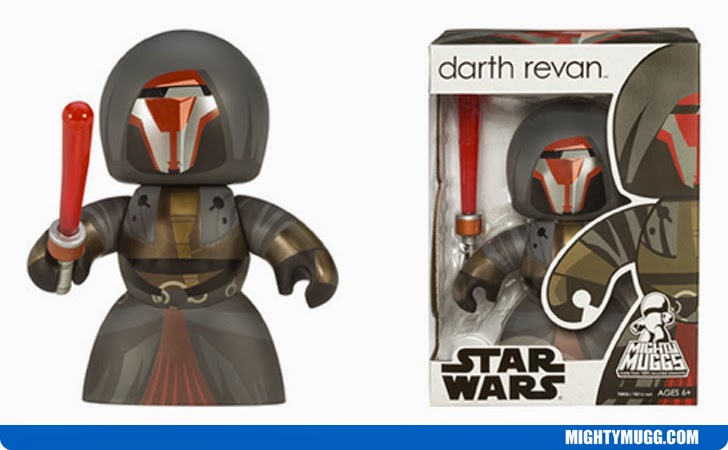 Darth Revan Star Wars Mighty Muggs Wave 7