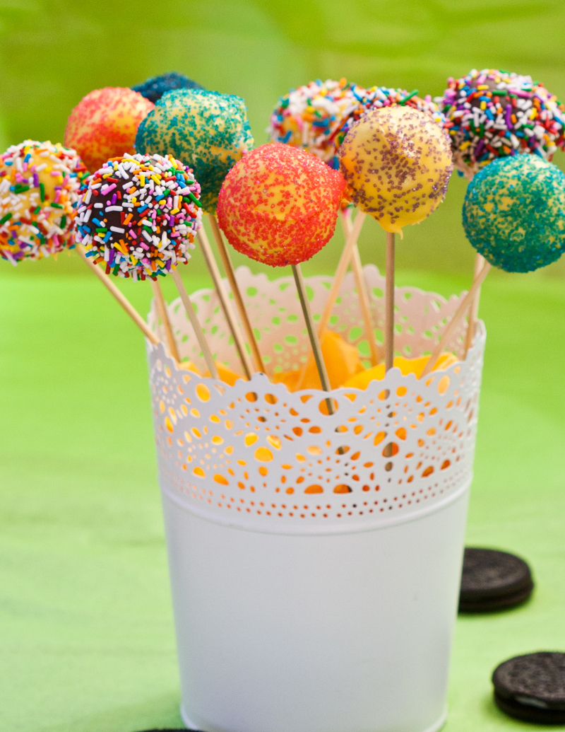 Cake Pop Recipes Using Cream Cheese