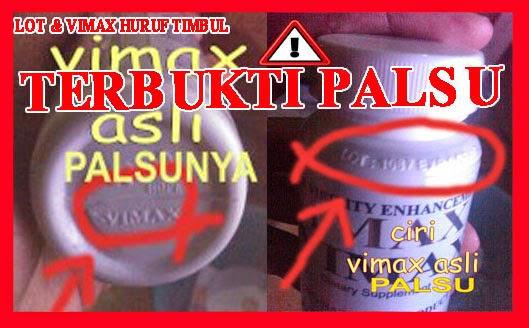 ciri vimax asli asli dan palsu menurut dokter celvin celvin