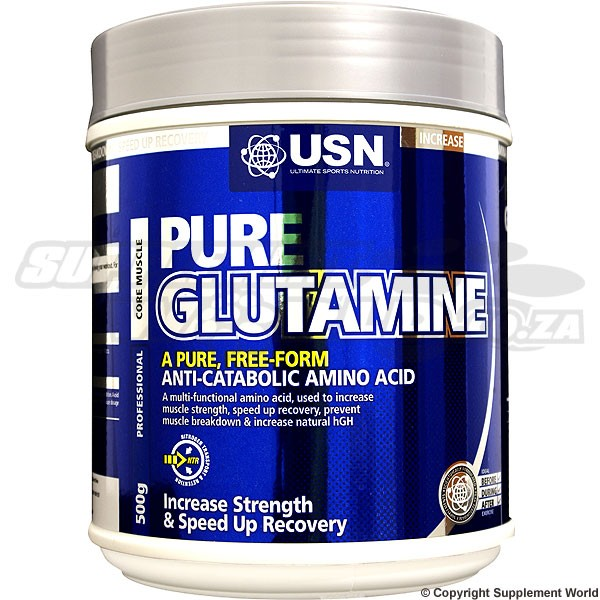 Benefits of bcaa and glutamine