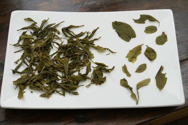 thé vert chinois de terre de chine Paris 49 rue quincampoix