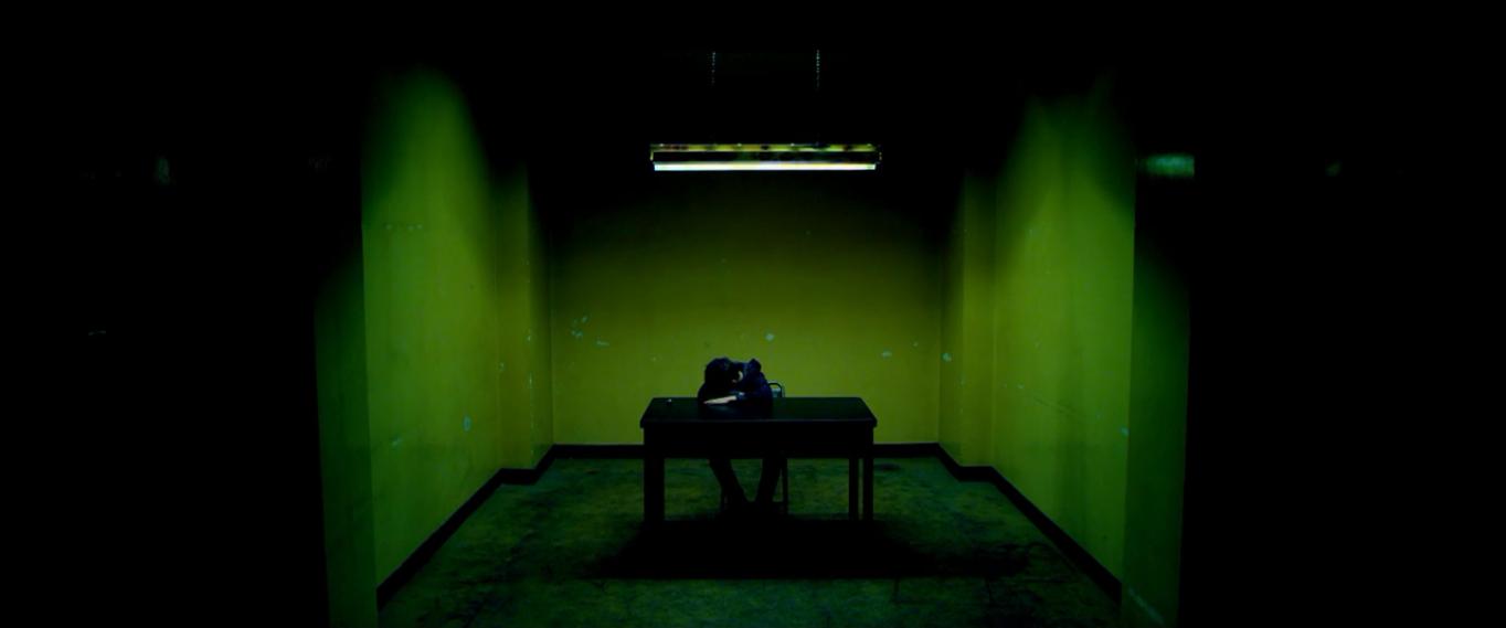 Utopia channel 4 tv show grant interrogation room