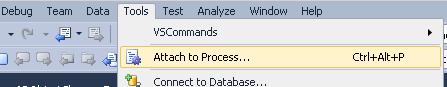 Debug ASP.NET Application that Hosted on IIS