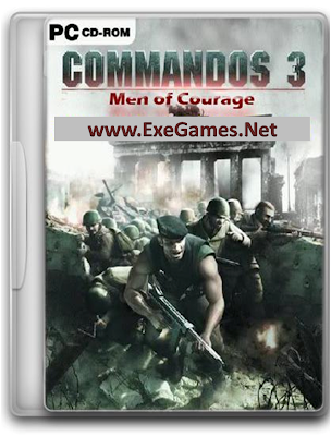 Commandos 3 men Of Courage Pc Game