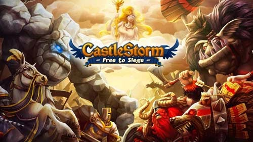 Download Jogo CastleStorm Android