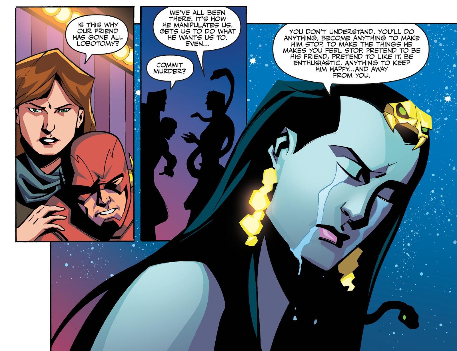 The Flash: Season Zero [I] Issue #6 #6 - English 14