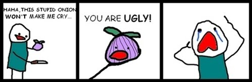 Onion - You Are Ugly - Comic