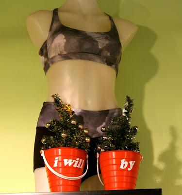 lululemon hot n sweaty bra and boogie shorts