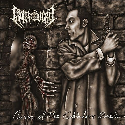 THE GROTESQUERY - CURSE OF THE SKINLESS BRIDE CD