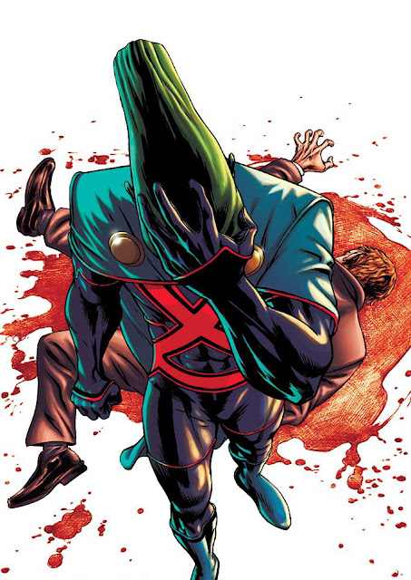 Martian Manhunter (DC Comics) Character Review - 1