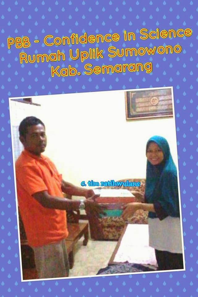 Program Berbagi Buku Tim Ratih Wulansari
