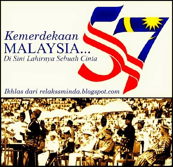 Selamat Menyambut Hari Kemerdekaan ke 57