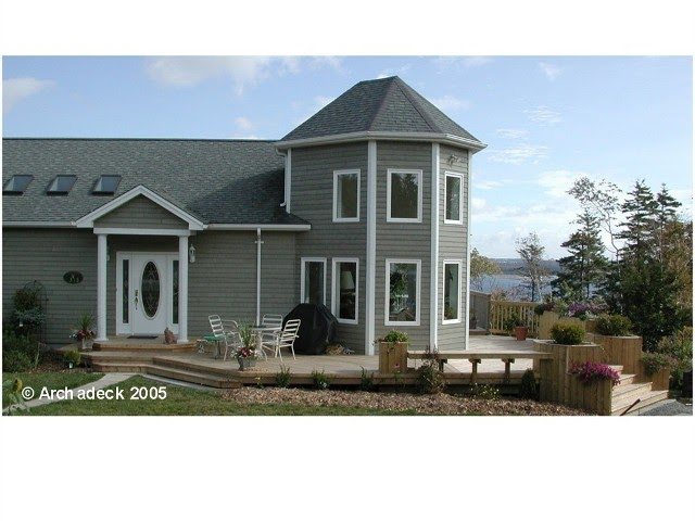 Archadeck Of Nova Scotia Custom Decks Patios Screened Porches Sunrooms In Halifax