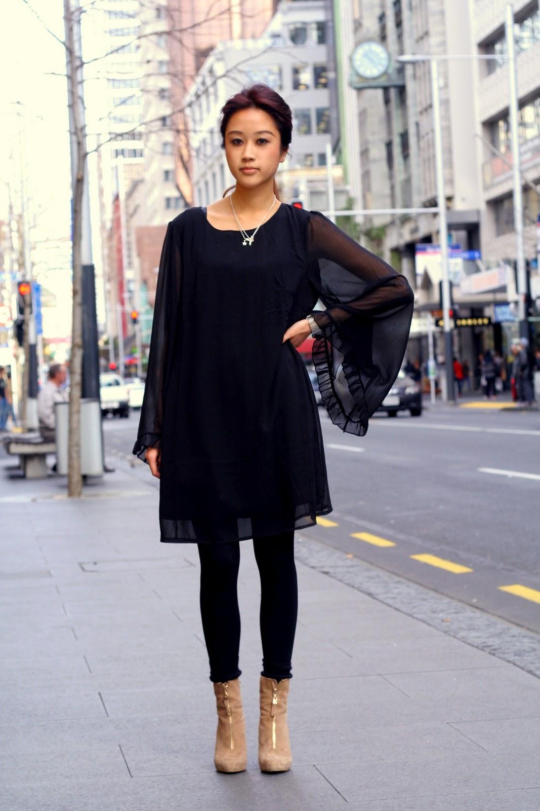 Foureyes New Zealand Street Style Fashion Blog Rachel