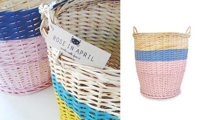 storage baskets for kids