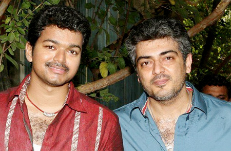 Ajith and Vijay are Not Listed in Forbes Top 100 India Celebrity
