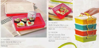GOODY BOX TUPPERWARE