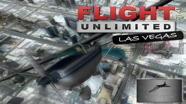 Flight Unlimited Las Vegas PC Game