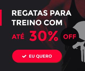 Os melhores preços de regatas para academia. Entrega para todo o Brasil