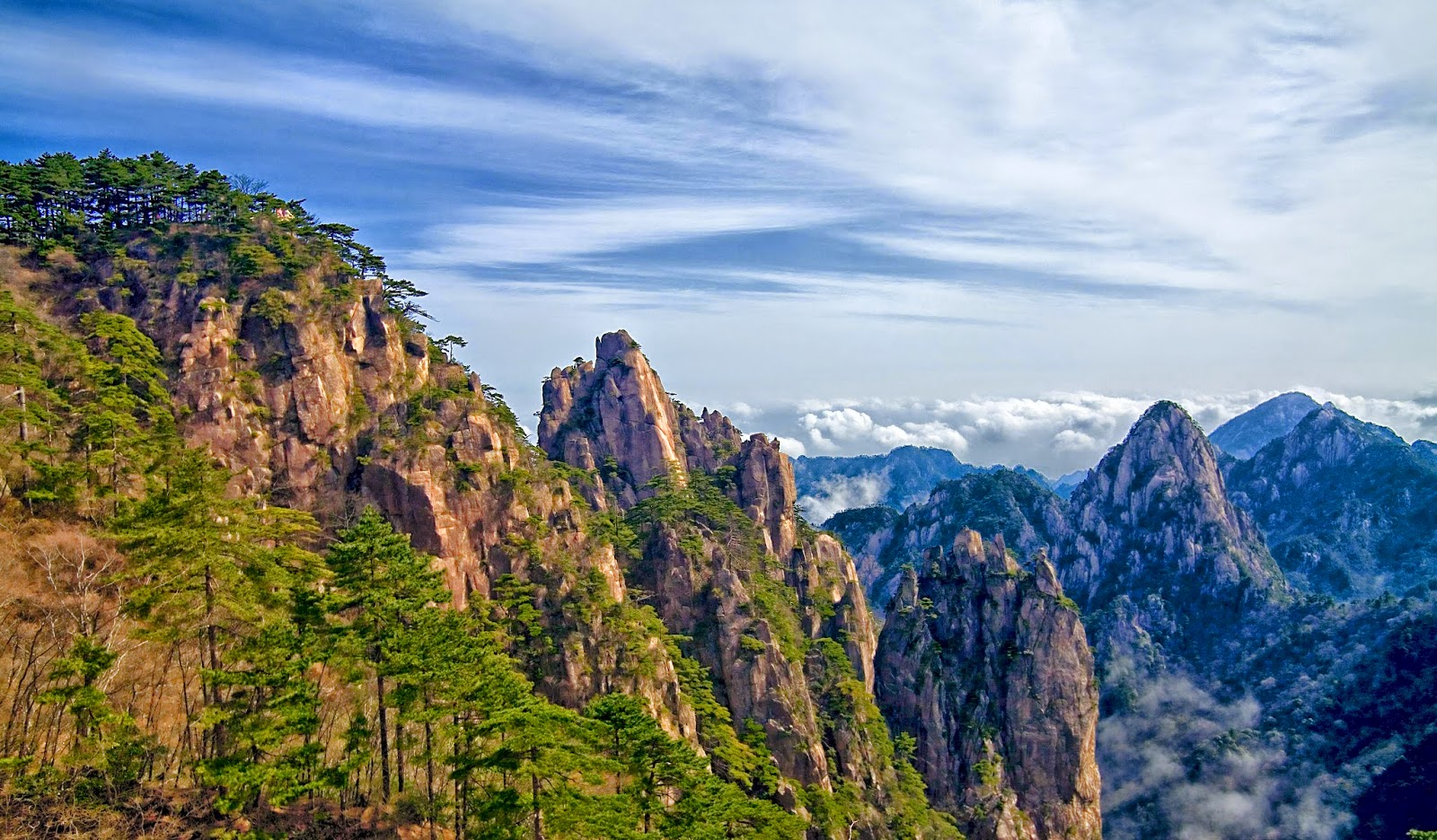 huang shan christian dating site Precipitation evolution of central asia during the  of arid ca between the foothills of the tien shan and the intramontane  by dating uncertainties.