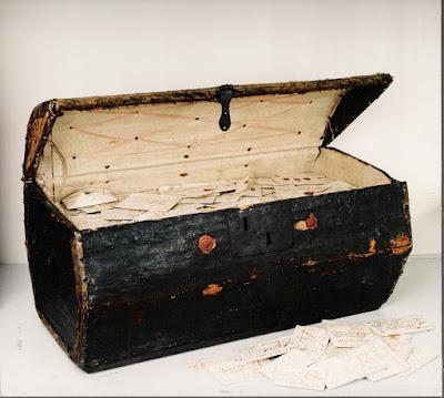 Signed, Sealed & Undelivered Letters from 1689-1707
