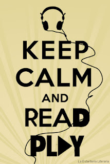 Keep Calm and Read Play