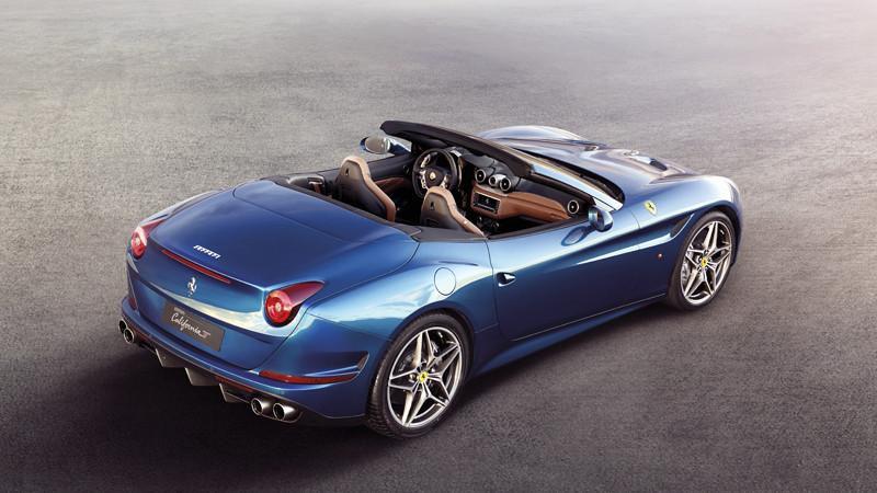 Ferrari Ferrari California T