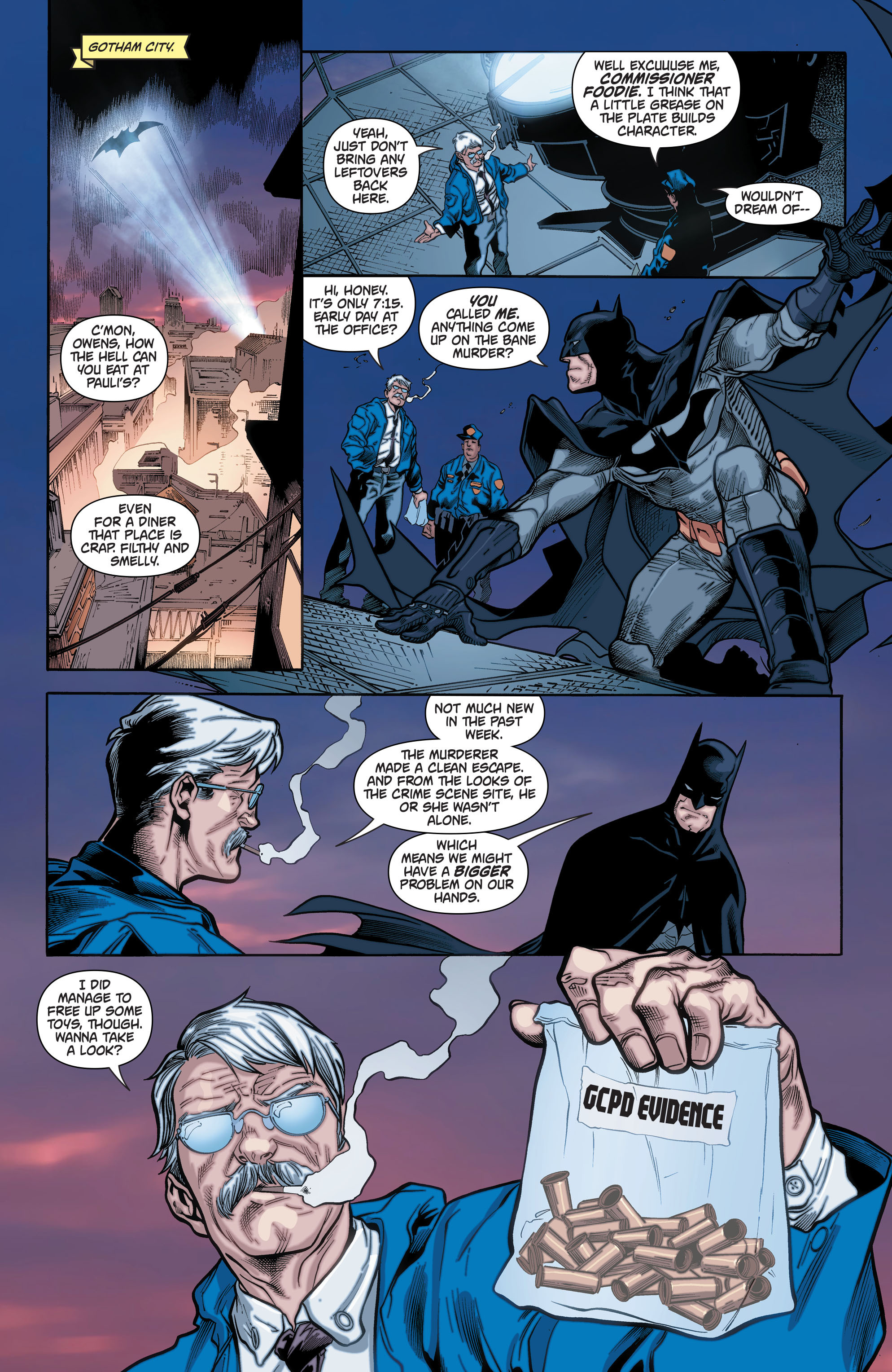 Batman: Arkham Knight [II] Issue #12 #15 - English 33