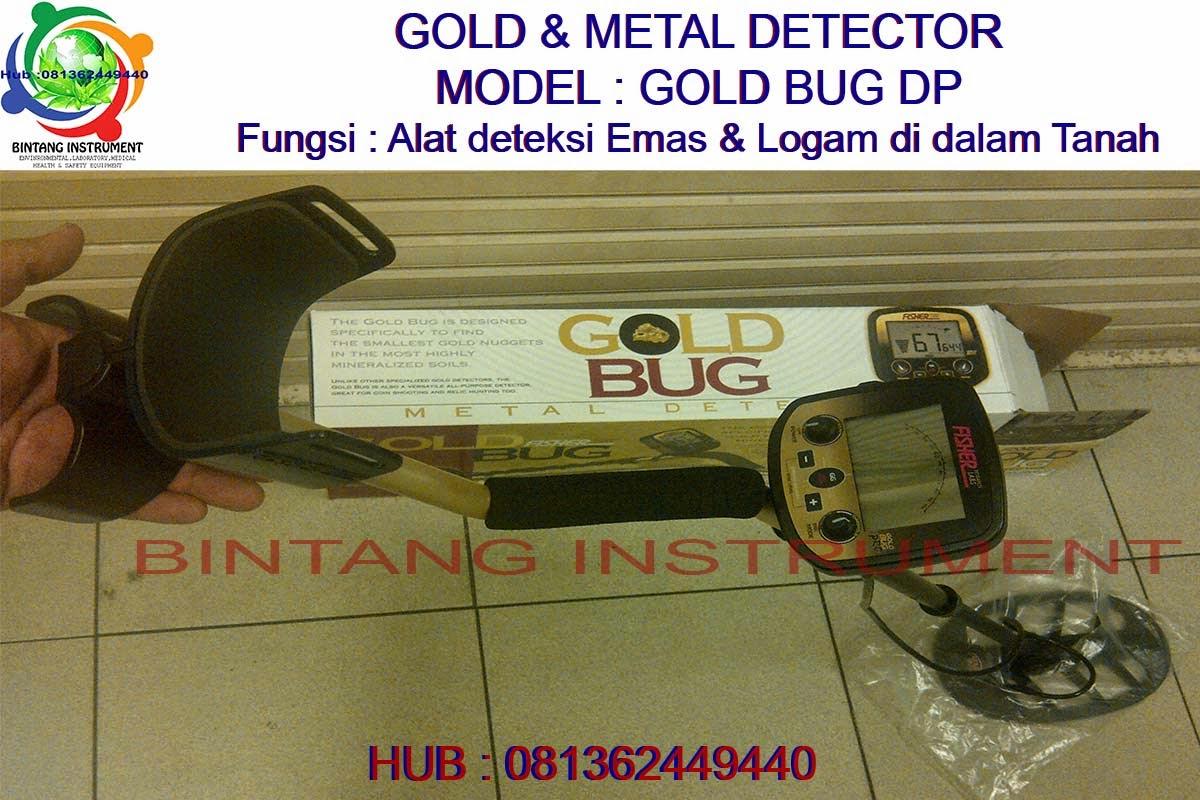 081362449440 JUAL : GOLD DETECTOR GOLD BUG DP , Alat Pendeteksi Emas dalam tanah FISHER GOLD BUG DP.