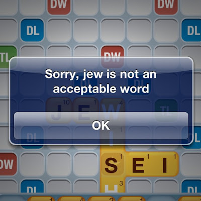 Words With Friends Jew