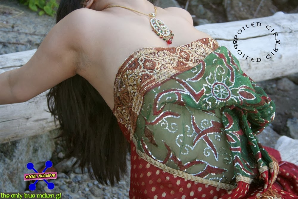 Nude bengali indian women in saree naked passion